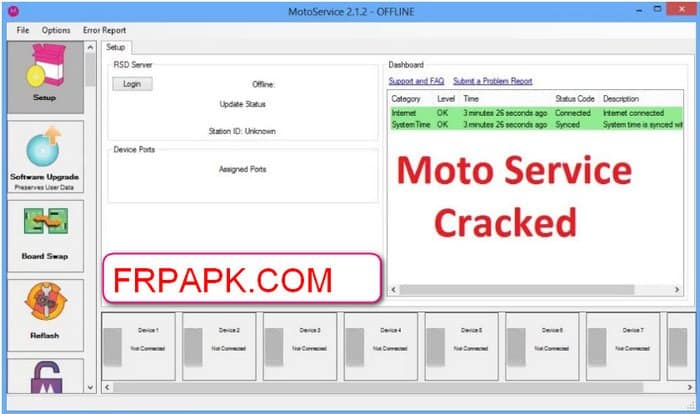 Motorola FRP Unlock Tool 2019 100% Tested Download Link