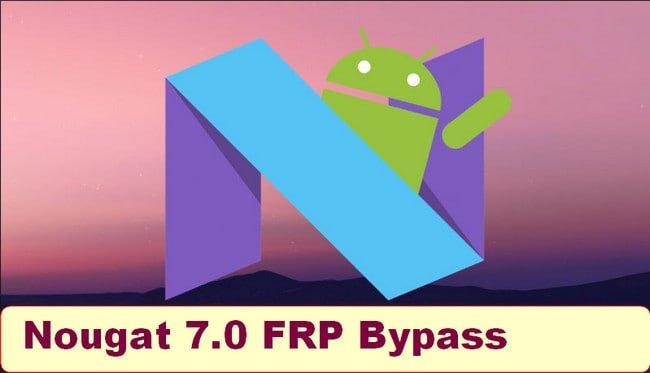 Nougat FRP Bypass