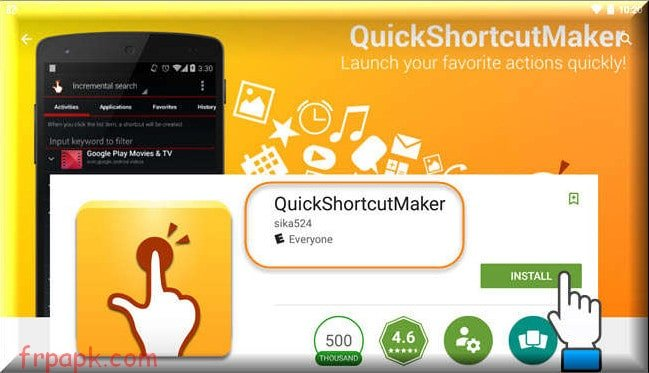 Quick Shortcut Maker APK