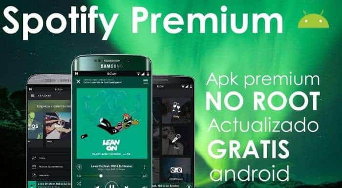 Spotify Premium APK Unlock Seeking