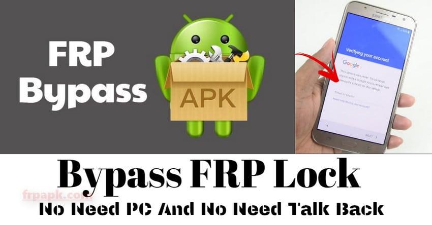Bypass FRP Tool